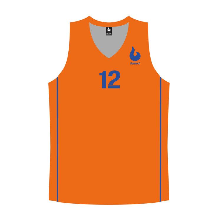 Burned Teamwear JRC Wedstrijd Jersey