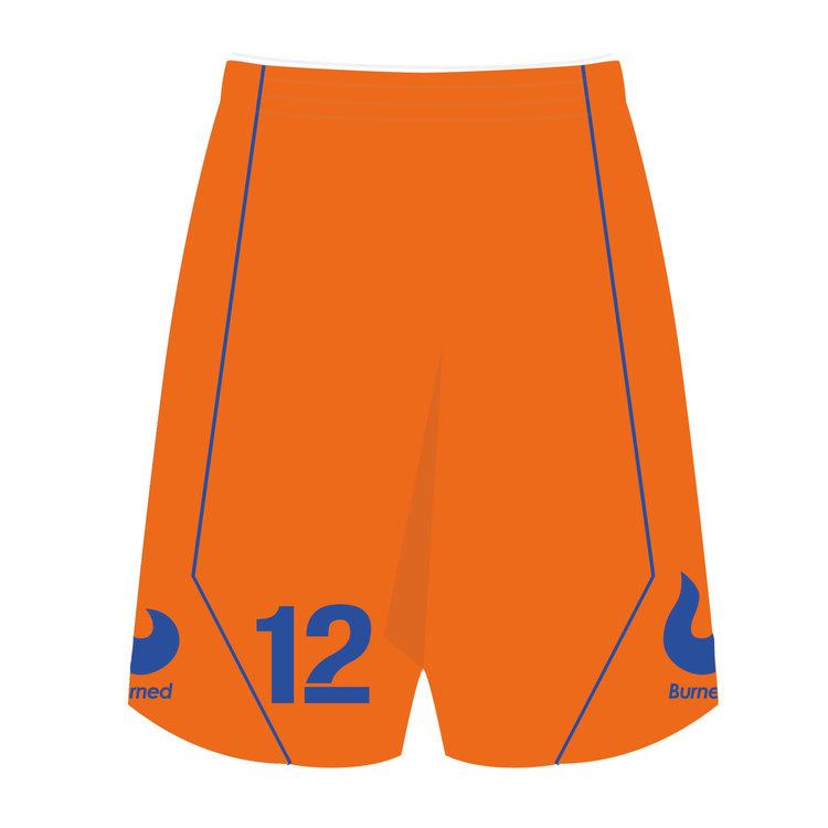 Burned Teamwear JRC Wedstrijd Short
