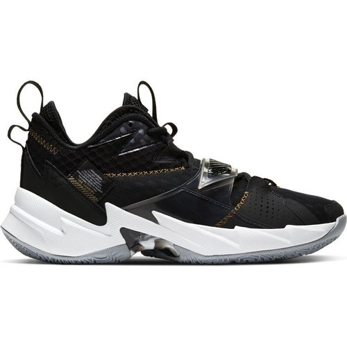 Jordan Basketball Jordan Why Not Zer0.3 Black Gold White (GS)