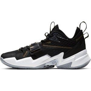 Jordan Basketball Jordan Why Not Zer0.3 Zwart Goud Wit (GS)