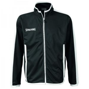 Spalding Spalding Evolution Jacket Schwarz Weiß