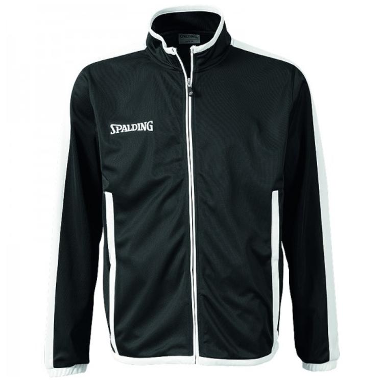 Spalding Spalding Evolution Jacket Black White