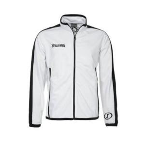 Spalding Spalding Evolution Jacket Weiß Schwarz