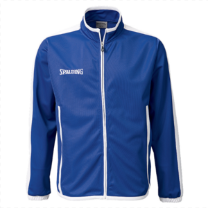 Spalding Spalding Evolution Jacket Blau