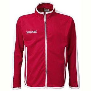 Spalding Spalding Evolution Jacket Red