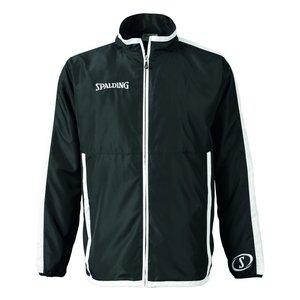 Spalding Spalding Evolution woven jacket Zwart Wit