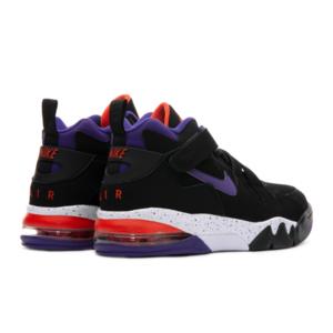 Nike Nike Air Force Max CB Raptors Black Purple Red