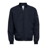 Only & Sons Bomber Donkerblauw