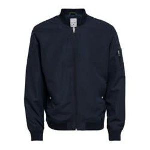 Only & Sons Only & Sons Bomber Donkerblauw