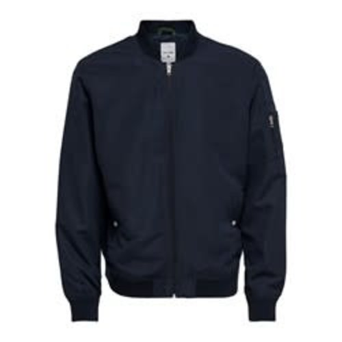 Only & Sons Only & Sons Bomber Dark Blue