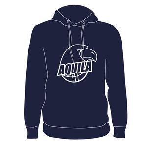 Burned Teamwear B.V. Aquila Hoodie Donkerblauw