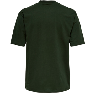 Only & Sons Only & Sons Basic Tee Dark Green