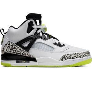 Jordan Nike Air Jordan Spizike Weiß Schwarz Grün