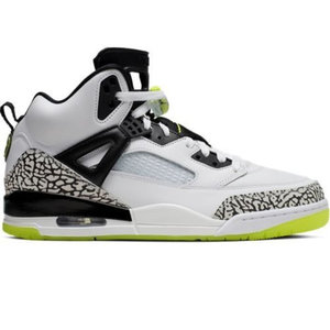 Jordan Nike Air Jordan Spizike Wit Zwart Groen