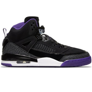 Jordan Nike Air Jordan Spizike Schwarz lila