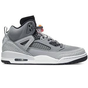 Jordan Nike Air Jordan Spizike Grau Schwarz
