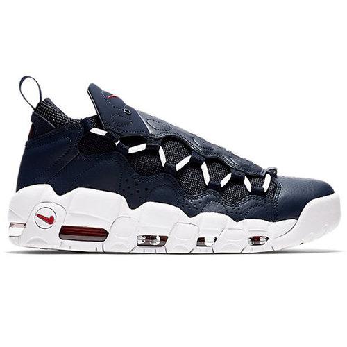 Nike Nike Air More Money Blauw Wit