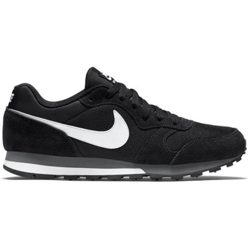 Nike Nike MD Runner 2 Suede Antraciet