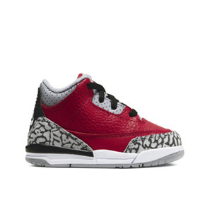 Jordan Nike Air Jordan Retro 3 TD Chicago All-Star 'Red Cement'