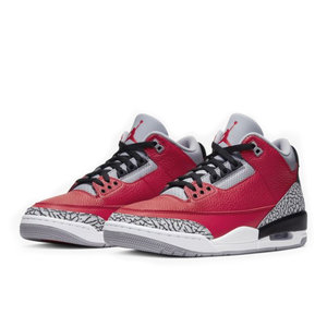 Jordan Nike Air Jordan Retro 3 Chicago All-Star 'Red Cement'