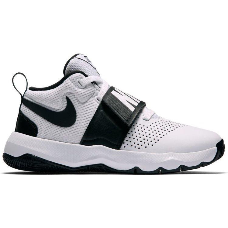 Nike Basketball Nike Team Hustle D 8 (PS) Wit Zwart