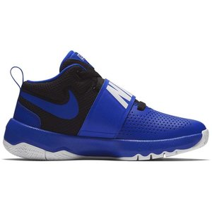 Nike Basketball Nike Team Hustle D 8 (GS) Blauw Zwart