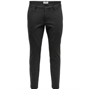 Only & Sons Only & Sons Pantalon Donkergrijs
