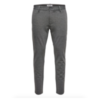 Only & Sons Trousers Striped Grey