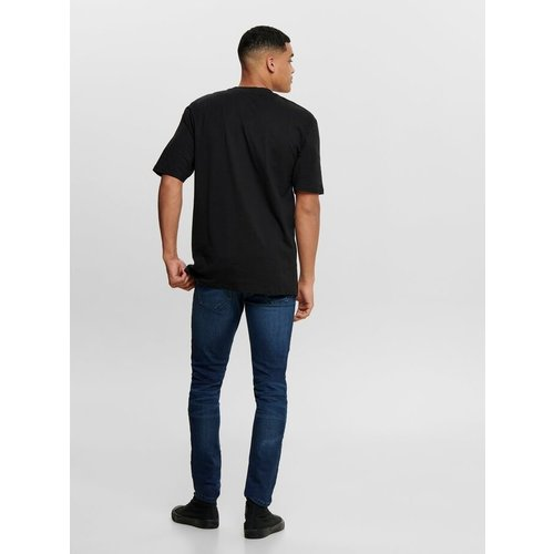 Only & Sons Only & Sons Basic Tee Schwarz