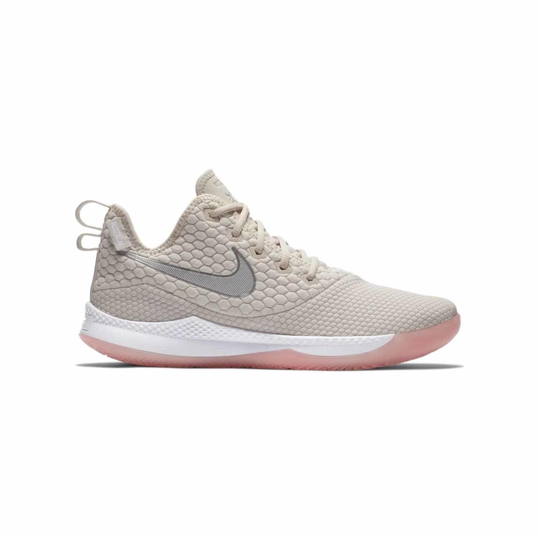 Nike Lebron Witness Beige Pinnk