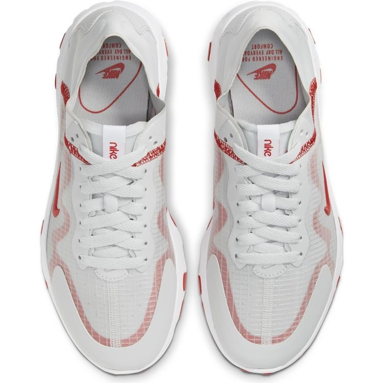 Nike Nike Renew Lucent WMNS Wit Grijs Rood