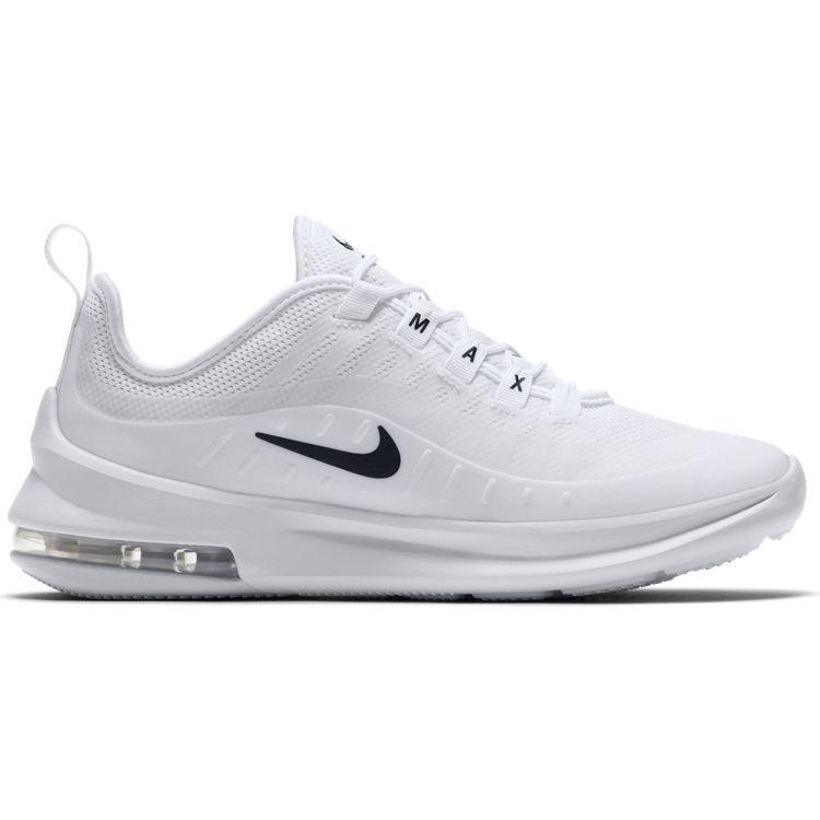 Nike Air Max Axis White Black (GS) | Burned Sports