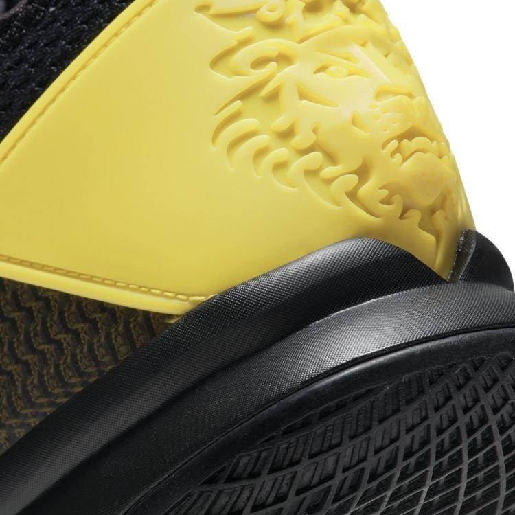 Nike Basketball Nike Lebron Witness IV Zwart Paars