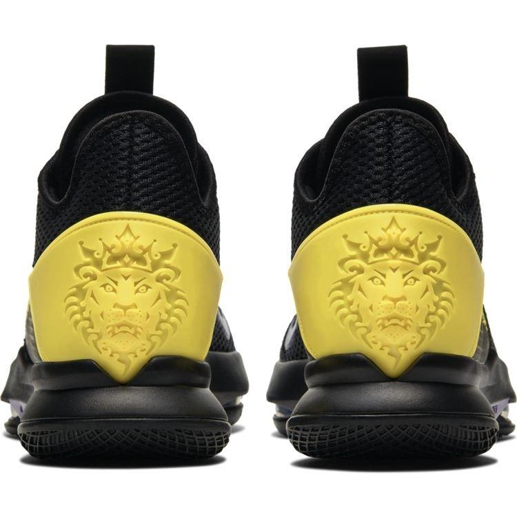 Nike Basketball Nike Lebron Witness IV Black Purple