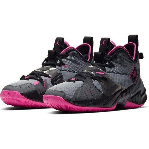 Jordan Basketball Jordan Why Not Zer0.3 Grijs Roze
