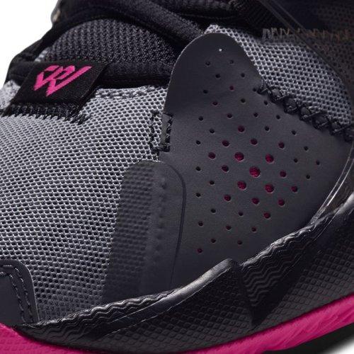 Jordan Basketball Jordan Why Not Zer0.3 Grau Pink