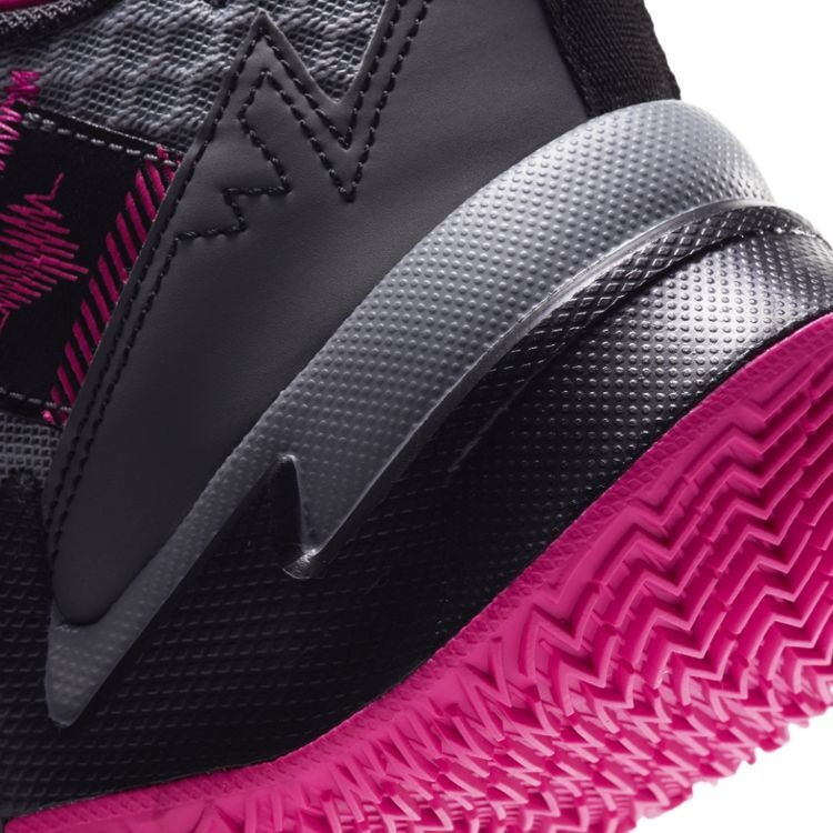 Jordan Basketball Jordan Why Not Zer0.3 Grau Pink