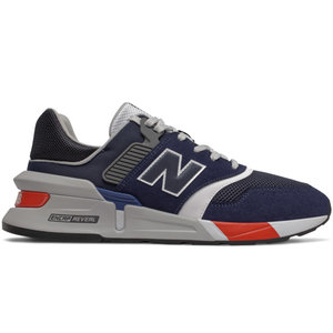 New Balance New Balance MS 997 D Sneaker Donkerblauw Rood Wit
