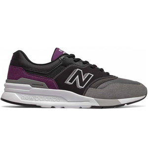 New Balance New Balance MS 997H Sneaker Black Grey Purple
