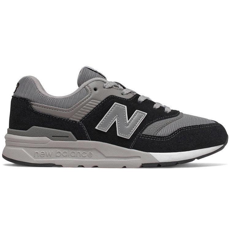 New Balance New Balance CM 997H Sneaker Zwart Wit Grijs