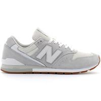 New Balance CM996 SMG Sneaker Wit Grijs Zilver