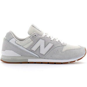 New Balance New Balance CM996 SMG Sneaker Blanc Gris Argent