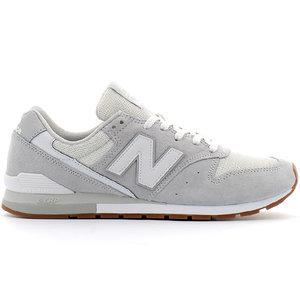 New Balance New Balance CM996 SMG Sneaker Wit Grijs Zilver