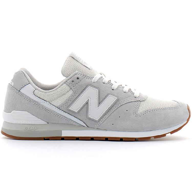 New Balance CM996 SMG Sneaker White Grey   Burned Sports
