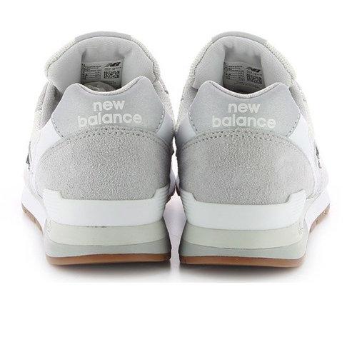 New Balance New Balance CM 996 D SMG Sneaker Wit Grijs Zilver