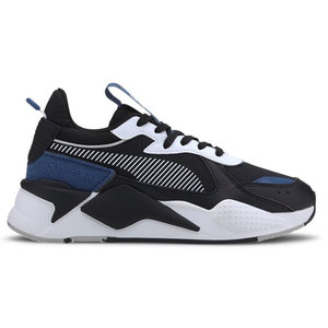 Puma Puma RS-X (GS) Collegiate Zwart Royal