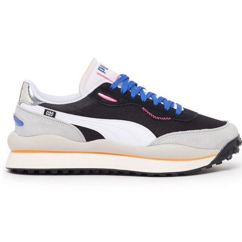 Puma Puma Style Rider 020 Play On Black Purple