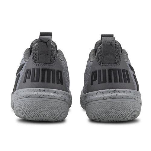 Puma Basketball Puma Legacy Low Grijs Zwart