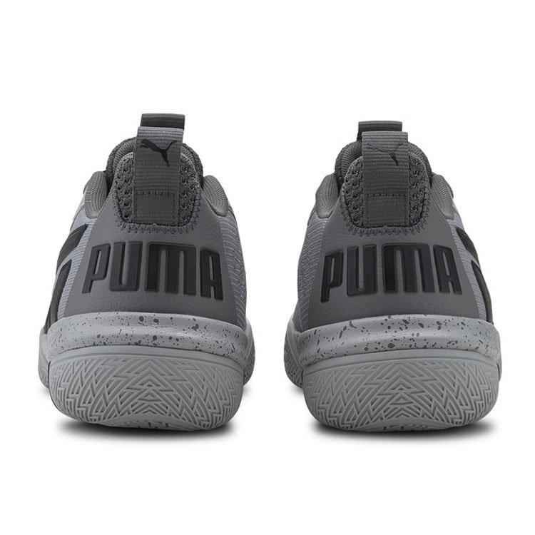Puma Basketball Puma Legacy Low Grey Black