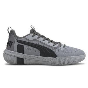 Puma Basketball Puma Legacy Low Grau Schwarz
